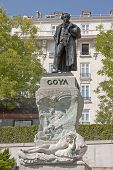 Francisco José De Goya Y Lucientes In Madrit