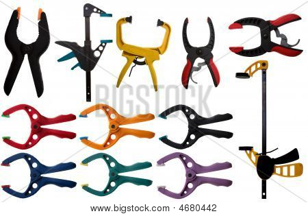 Various Types Of Diy Clamps