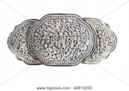 Old Silver Buckle