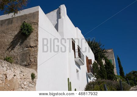Old Spanish village