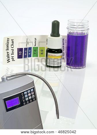 Alkaline Water Ionizer Test Ph Reagent