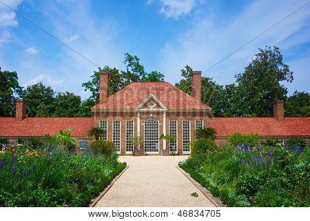 Gardens At Mount Vernon Plantation