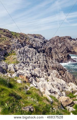 High Rock Of Santa Justa