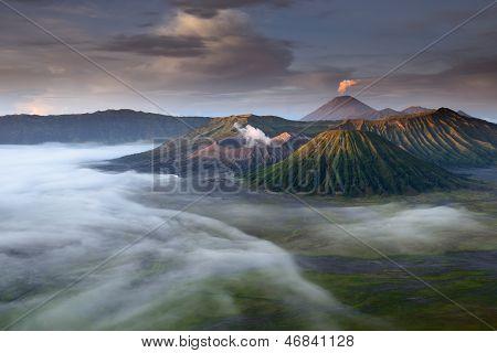 Mount Bromo, Java, Indonesia