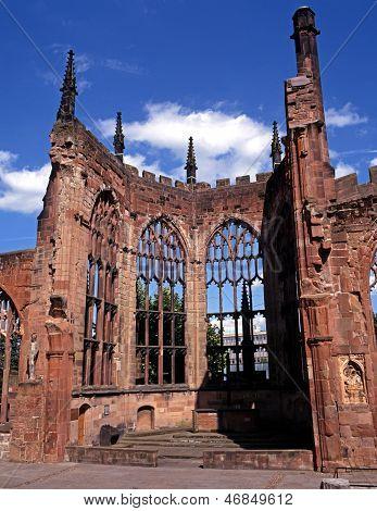 Dom Ruine, Coventry, England.