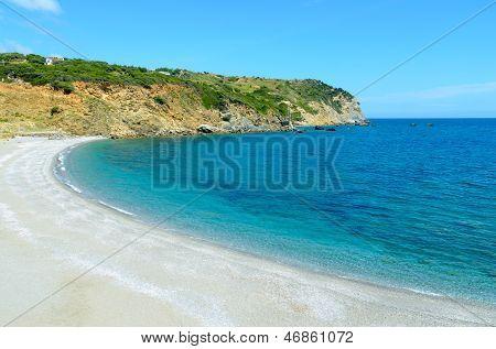 Beautiful Wild Beach