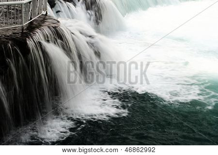 A Silky Waterfall