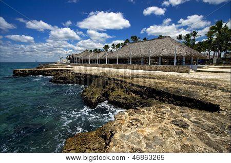 Republica Dominicana Coastline