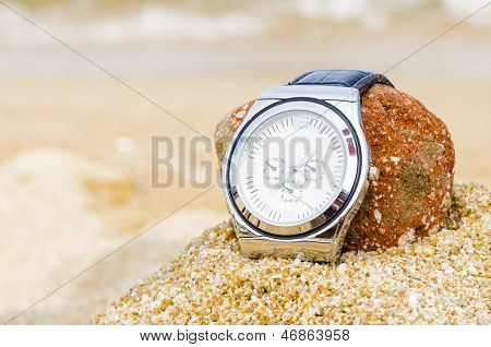 Watch In Sand