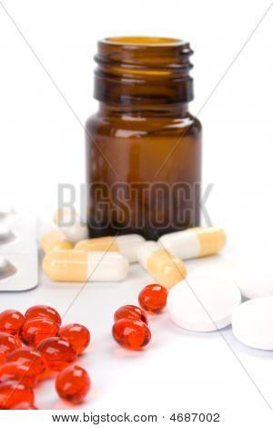 Different Pills