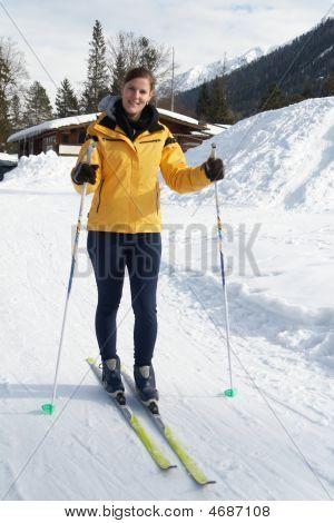 Active In Winter