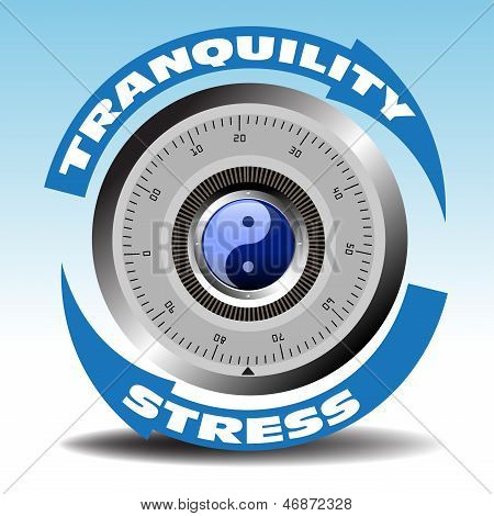 Tranquility and stress switch