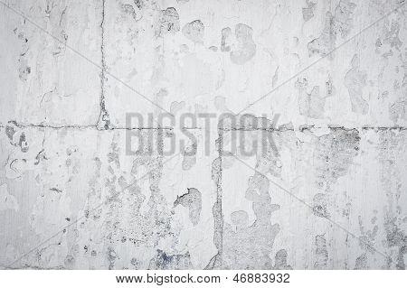 Grungy Stone Wall
