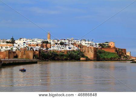 Medina of the city of Rabat