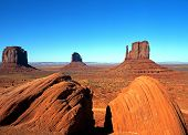 Monument Valley, USA.
