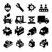 stock photo of time machine  - Factory Icons - JPG