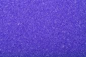 Violet Texture Cellulose Foam Sponge Background