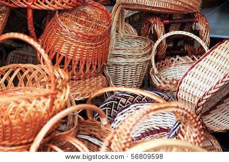 Wickerwork Baskets