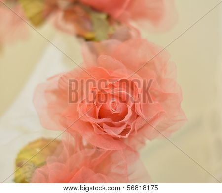 Beautiful abstract floral
