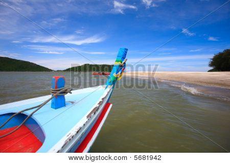 Traditional Thai  Boat
