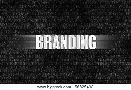 Branding in Business as Motivation in Stone Wall