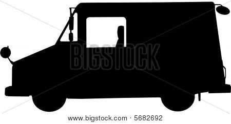 Postal Vehicle