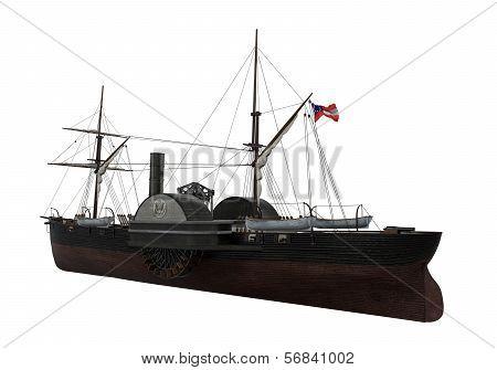 CSS Patrick Henry