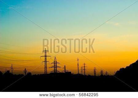Electrified Line