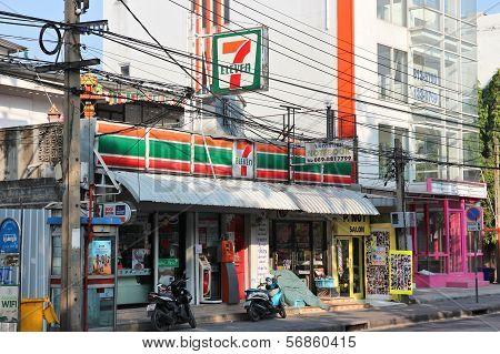 7-eleven In Bangkok