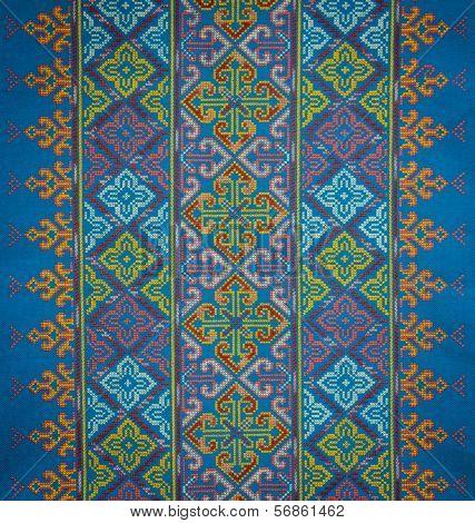 Thai Silk.