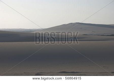Dunes in Jericoacoara