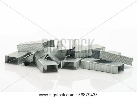 Blocks Of Staples