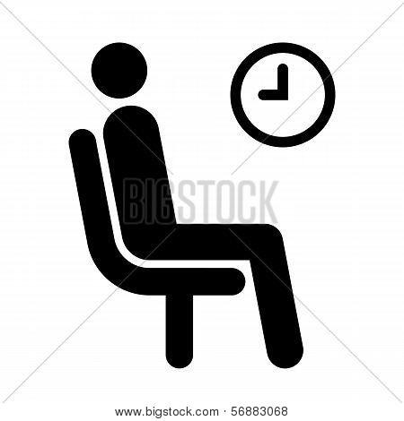 Waiting Room Symbol