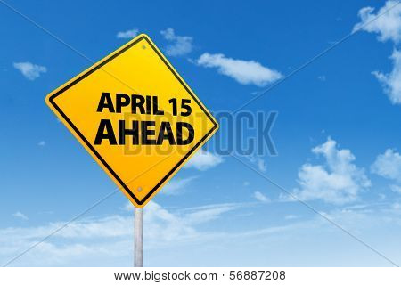 April 15 Ahead