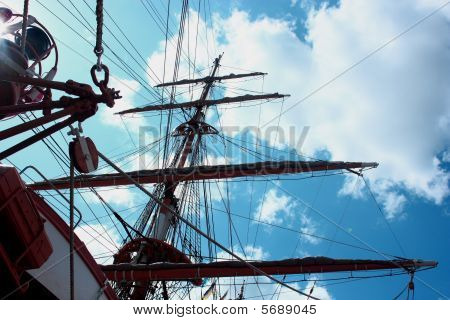 Italian sailing ship