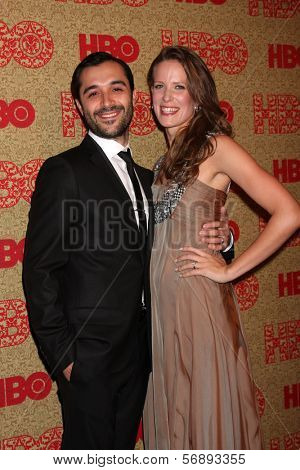vLOS ANGELES - JAN 12:  Frankie J. Alvarez at the HBO 2014 Golden Globe Party  at Beverly Hilton Hotel on January 12, 2014 in Beverly Hills, CA