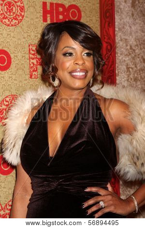 vLOS ANGELES - JAN 12:  Niecy Nash at the HBO 2014 Golden Globe Party  at Beverly Hilton Hotel on January 12, 2014 in Beverly Hills, CA