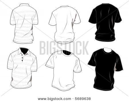 T-shirt Templates