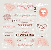 pic of ribbon decoration  - Valentine - JPG