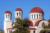 Towers of the Orthodox Church