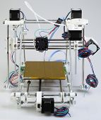 pic of hookup  - Assembling the Open Source 3D Printer Device - JPG