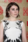 vLOS ANGELES - JAN 12:  Zosia Mamet at the HBO 2014 Golden Globe Party  at Beverly Hilton Hotel on J