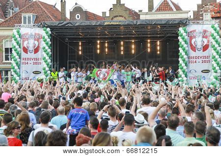 Dordrecht Celebrating