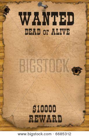 Wil Wild West Ad