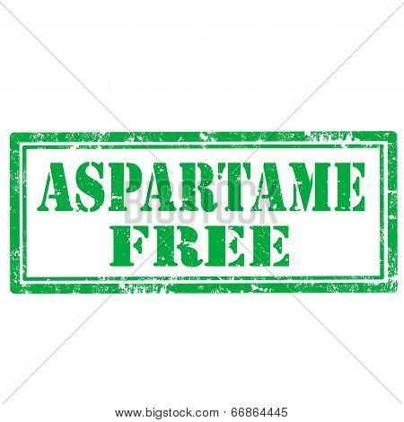 Aspartame Free-stamp