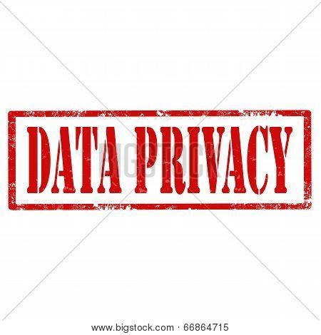 Data Privacy-stamp
