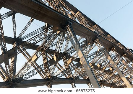 Harbour Bridge Detail