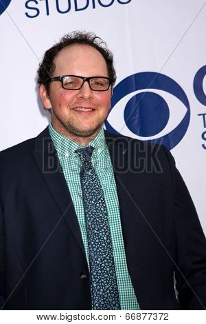 LOS ANGELES - MAY 19:  Austin Basis at the CBS Summer Soiree at the London Hotel on May 19, 2014 in West Hollywood, CA
