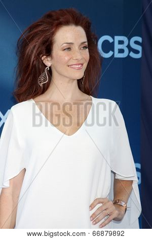 LOS ANGELES - JUN 16:  Annie Wersching at the