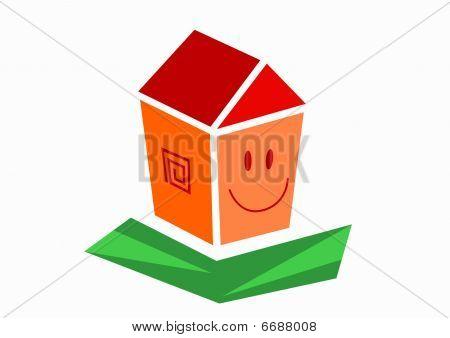 Happy Small House